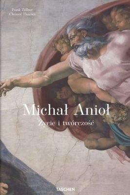 Okładka książki Michał Anioł. Życie i twórczość