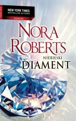 Okładka książki Niebieski diament
