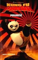 Okładka książki Kung Fu Panda: Powieść
