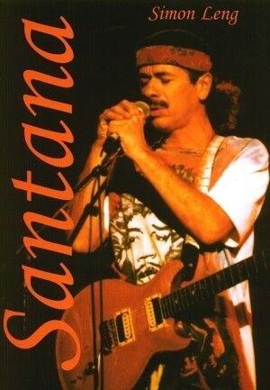 Okładka książki Santana
