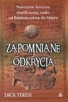 Okładka książki Zapomniane odkrycia