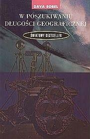 Okładka książki W poszukiwaniu długości geograficznej