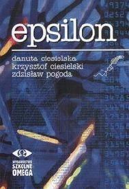 Okładka książki Epsilon