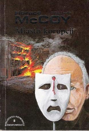 Okładka książki Miasto korupcji