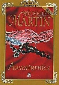 Okładka książki Awanturnica