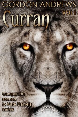 Okładka książki Curran