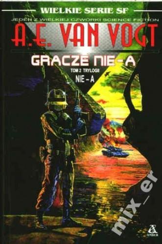 Okładka książki Gracze Nie-A