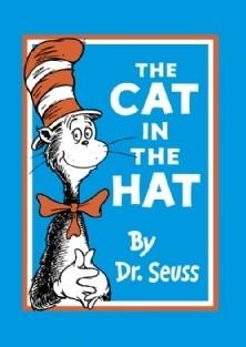 Okładka książki The Cat in the Hat