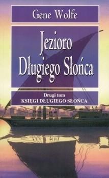 Okładka książki Jezioro Długiego Słońca