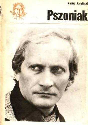Okładka książki Wojciech Pszoniak