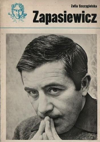 Okładka książki Zbigniew Zapasiewicz