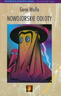 Okładka książki Nowojorskie odloty
