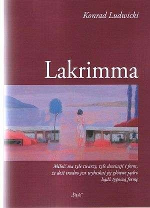 Okładka książki Lakrimma
