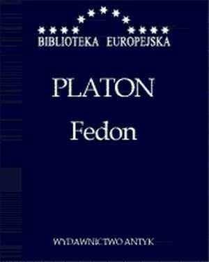 Okładka książki Fedon