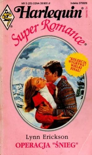 Okładka książki Operacja śnieg