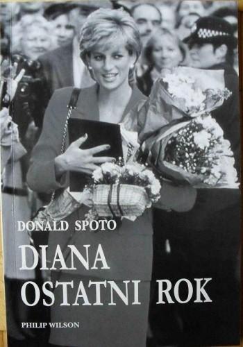 Okładka książki Diana - ostatni rok