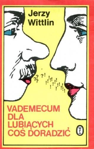 Okładka książki Vademecum dla lubiących coś doradzić