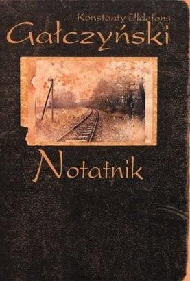 Okładka książki Notatnik