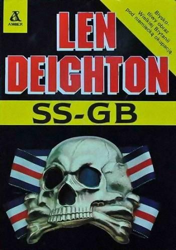 Okładka książki SS-GB