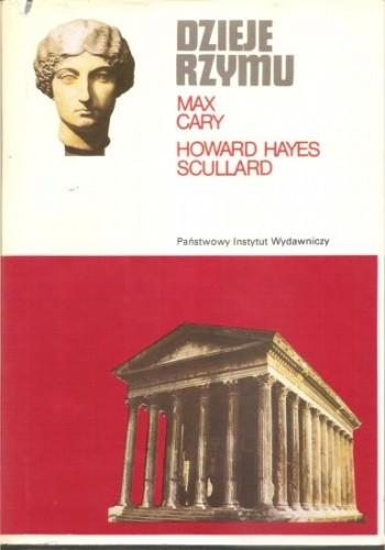 Okładka książki Dzieje Rzymu. Od czasów najdawniejszych do Konstantyna. Tom II