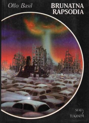 Okładka książki Brunatna Rapsodia