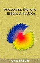 Okładka książki Początek świata - Biblia a nauka