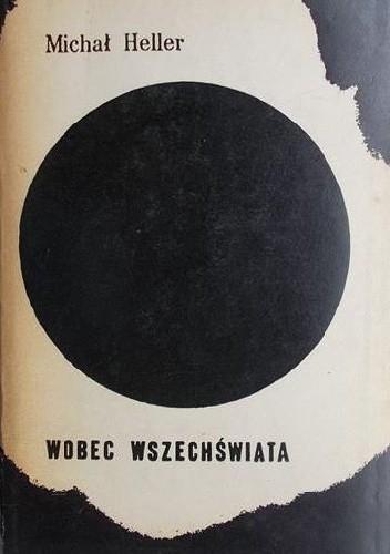 Okładka książki Wobec wszechświata