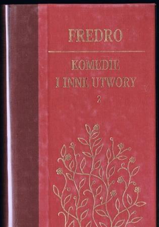 Okładka książki Komedie i inne utwory. Tom II