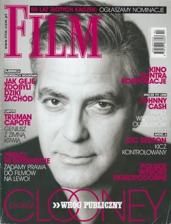 Okładka książki Film, luty (02) 2006