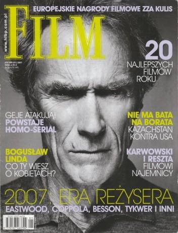 Okładka książki Film, styczeń (01) 2007