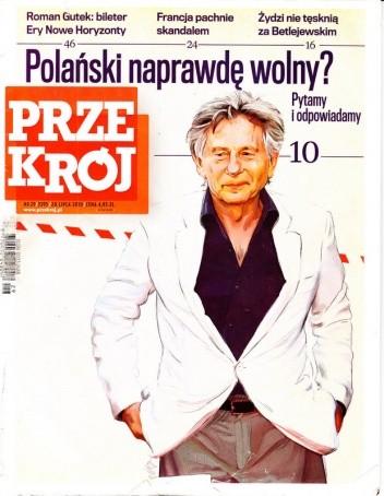 Okładka książki Przekrój, nr 29 (3395) / 20.07.2010