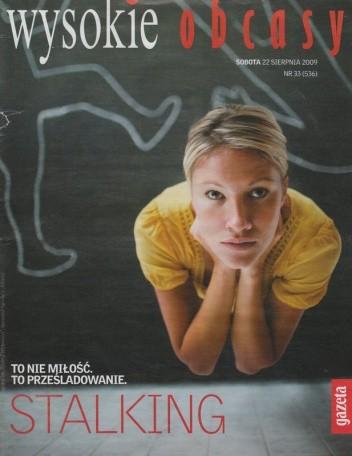 Okładka książki Wysokie Obcasy, nr 33 (536), 22.08.2009