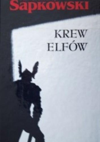 Okładka książki Krew elfów