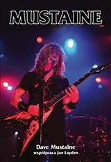 Okładka książki Mustaine