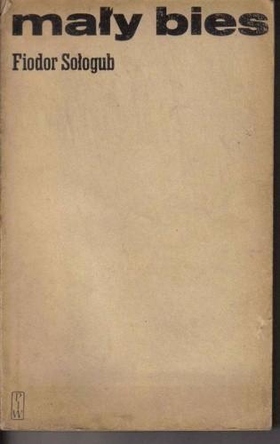 Okładka książki Mały bies