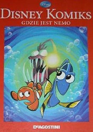 Okładka książki Gdzie jest Nemo