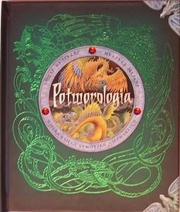 Okładka książki Potworologia