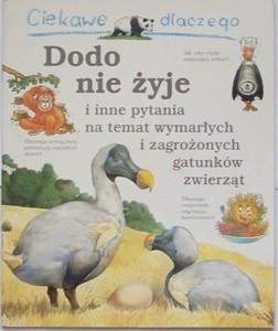 Okładka książki Ciekawe dlaczego Dodo nie żyje