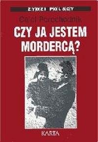 Okładka książki Czy ja jestem mordercą?