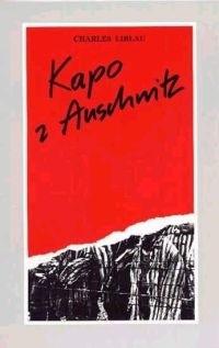Okładka książki Kapo z Auschwitz