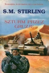 Okładka książki Szturm przez Gruzję