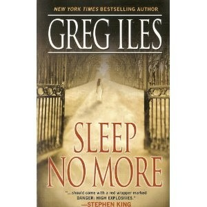 Okładka książki Sleep No More