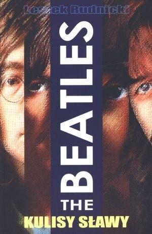 Okładka książki The Beatles. Kulisy sławy.