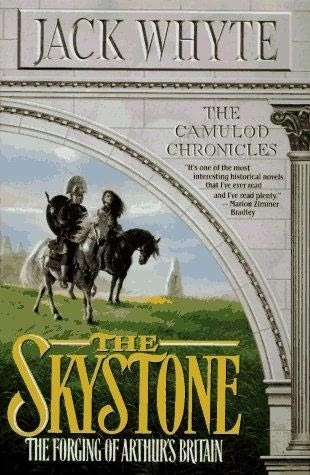 Okładka książki The Skystone