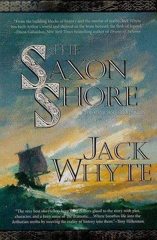 Okładka książki The Saxon Shore