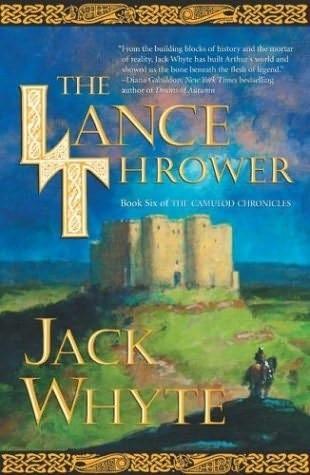 Okładka książki The Lance Thrower