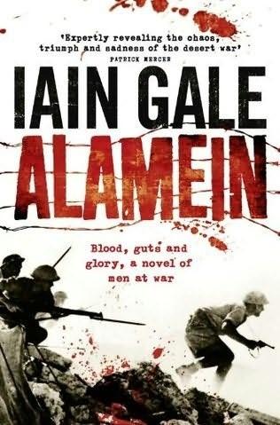 Okładka książki Alamein