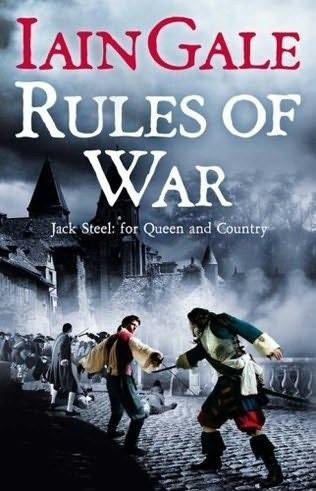 Okładka książki Rules of War