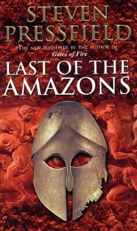 Okładka książki Last of the Amazons