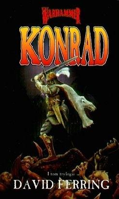 Okładka książki Konrad